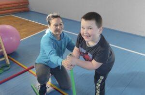 Gimnastyka korekcyjna dla najmłodszych