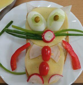 Radość z tworzenia zdrowego pożywienia :)