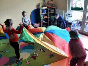 Dzieci lubią taniec, taniec lubi dzieci