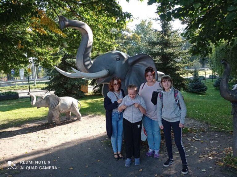 Wycieczka do Parku Krasnala